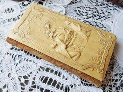 画像2: 【象牙風ベークライト至聖なるロザリオの聖母祈祷書】【1906年】イタリア・アンティーク&ヴィンテージ聖品