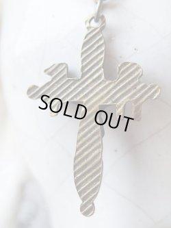 画像3: 【ロザリオ用クロス】【十字架にヤットコと金槌】フランス・アンティーク&ヴィンテージクロス